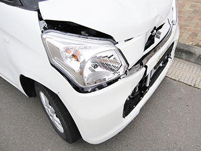事故車修理